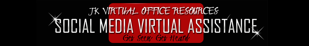 Social Media Marketing Assistance | JK Virtual Office Resources