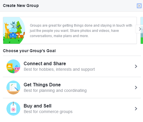 Creating Community on Facebook - Facebook Groups